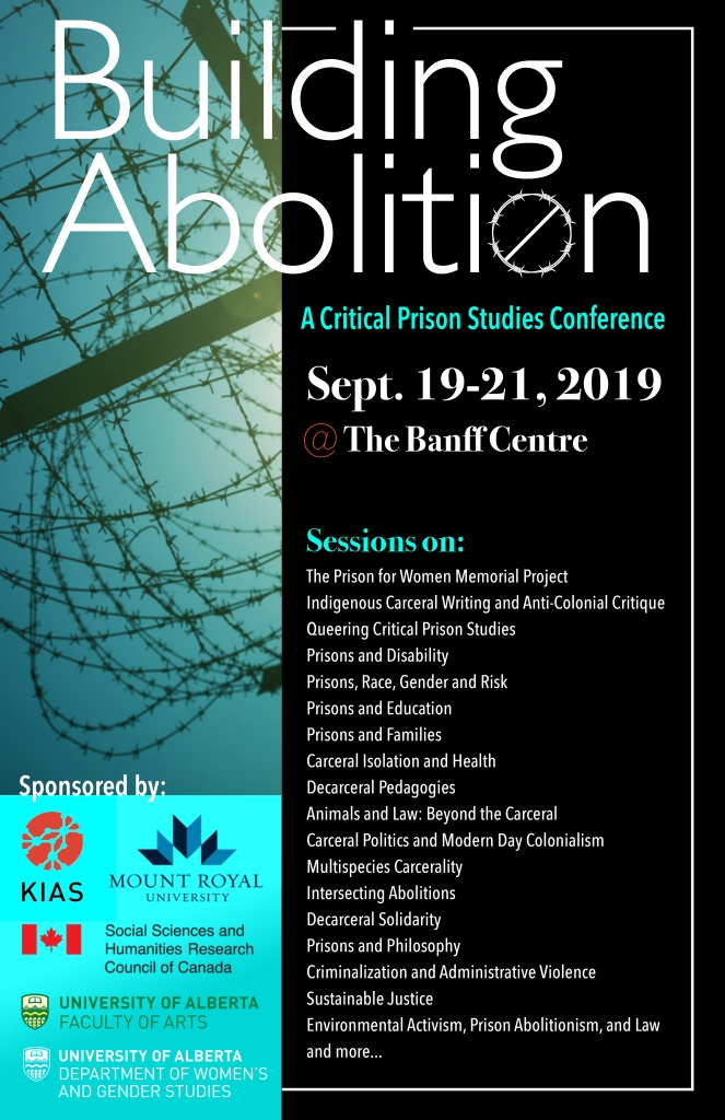 Building abolition poster
